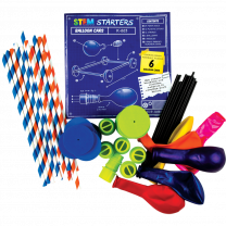 STEM Starters: Balloon Cars Activity Kit