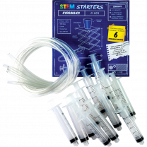 STEM Starters: Hydraulics Activity Kit