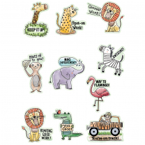 Safari Friends Reward Stickers