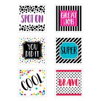 Bold and Bright Reward Stickers