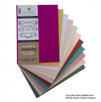 Fancy Paper A4 Assorted Pack