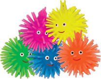 Spiky Squeeze Pencil Toppers - Pack of 5