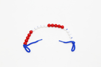 Bead string up to 20