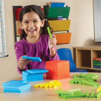 Brights! Base 10 Classroom Set