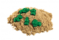 Spectacular Kinetic Sand
