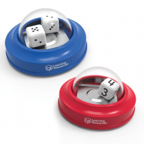 Dice Poppers - Pack of 2