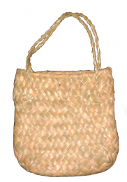 Flax Kete - Mini