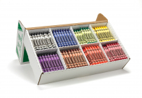 Crayola Large Crayon Class Pack - Pack of 400