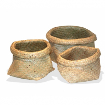 Kete Baskets - Pack of 3