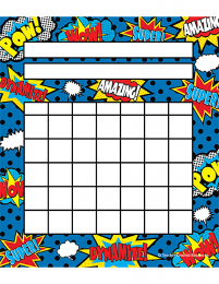 Superhero Incentive Pad
