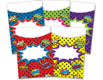 Superhero Card Pockets