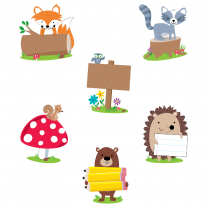 Woodland Friends Accent Cards