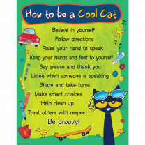 How To Be A Cool Cat Chart