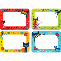 Pete the Cat Name Tags