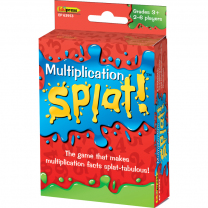 Splat Multiplication Game