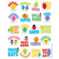 Jelly Beans Stinky Stickers