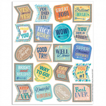 Pinboard Reward Stickers