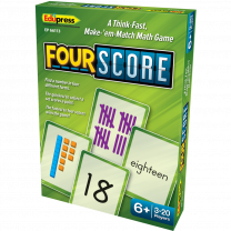Four Score Card Game