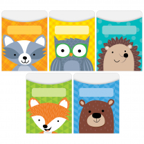 Woodland Friends Card Pockets