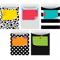 Bold and Bright Card Pockets