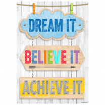 Dream it. Upcycle Poster