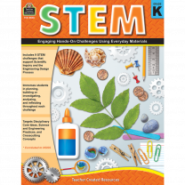 STEM: Engaging Hands-On Challenges Using Everyday Materials Resource Books