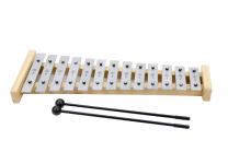 Large Metal Xylophone