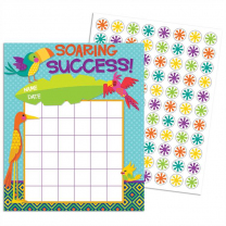 Soaring Success! Incentive Pad