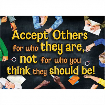 Accept Others Poster