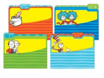 Dr. Seuss File Folders