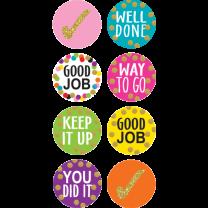 Confetti Spot Stickers