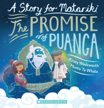 A Story for Matariki - The Promise of Puanga Book