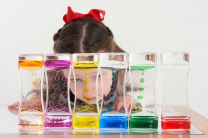 Sensory Rainbow Cascade - Set of 6