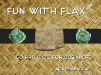 Fun with Flax: 50 Projects for Beginners Book