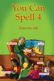 You Can Spell - Book 4