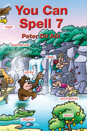You Can Spell - Book 7