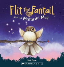 Flit the Fantail and the Matariki Map Book