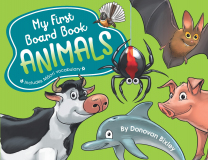 My First Board Book: Animals