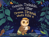 Twinkle Twinkle Little Star / Tirama Tirama Whetu Riki e Book