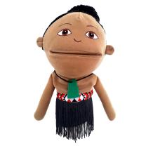 Hand Puppet - Maori Boy