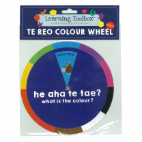 Te Reo Colour Wheel