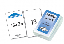 Addition Facts Level 2 Smart Chute Cards