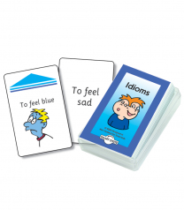 Idioms Smart Chute Cards