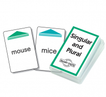 Singular and Plural Smart Chute Cards