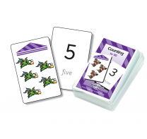 Visual Counting 1-20 Smart Chute Cards
