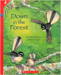 Down in the Forest Book
