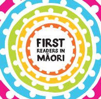 First Readers in Maori Book