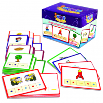 Tri Blocks - Word Builders Activity Cards
