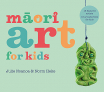 Maori Art for Kids Book