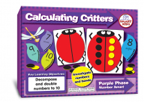 Calculating Critters Game